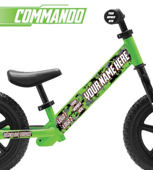 Commando Kits